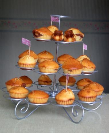 muffins,recette