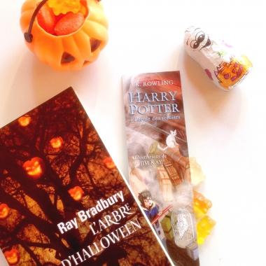 arbre d'halloween,ray bradbury